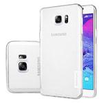 Чехол Nillkin Nature case для Samsung Galaxy Note 5 N920 (прозрачный, гелевый)