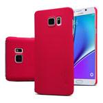 Чехол Nillkin Hard case для Samsung Galaxy Note 5 N920 (красный, пластиковый)