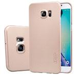 Чехол Nillkin Hard case для Samsung Galaxy S6 edge plus SM-G928 (золотистый, пластиковый)