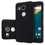 Чехол Nillkin Hard case для LG Nexus 5X (черный, пластиковый)