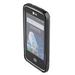 Чехол Nillkin Soft case для LG Optimus Glare E510 (черный)