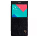 Чехол Nillkin Qin leather case для Samsung Galaxy A5 A510F (черный, кожаный)