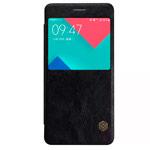 Чехол Nillkin Qin leather case для Samsung Galaxy A7 A710F (черный, кожаный)