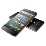 Смартфон Micromax Canvas Express 2 E313 (черный, 8Gb, 5