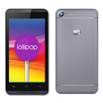 Смартфон Micromax Canvas Fire 3 A107 (черный, 8Gb, 4.5