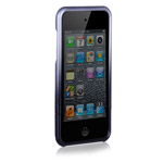 Чехол X-doria Shade case для Apple iPod touch (4-th gen) (серебристый)