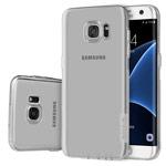 Чехол Nillkin Nature case для Samsung Galaxy S7 edge (серый, гелевый)