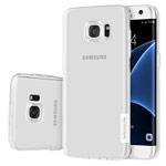 Чехол Nillkin Nature case для Samsung Galaxy S7 edge (прозрачный, гелевый)