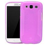 Чехол Nillkin Soft case для Samsung Galaxy S3 i9300 (гелевый, розовый)