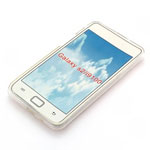 Чехол Nillkin Soft case для Samsung Galaxy S2 i9100 (белый)