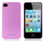 Чехол Nillkin Soft case для Apple iPhone 4 (розовый)
