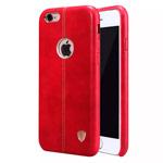 Чехол Nillkin Englon Leather Cover для Apple iPhone 6S (красный, кожаный)