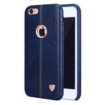 Чехол Nillkin Englon Leather Cover для Apple iPhone 6S (синий, кожаный)