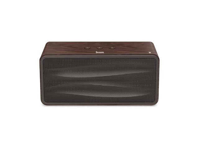 Портативная колонка Divoom Onbeat-500 2-nd (темно-коричневая, беспроводная, стерео 2.1, NFC)
