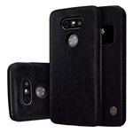 Чехол Nillkin Qin leather case для LG G5 (черный, кожаный)
