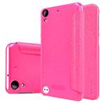 Чехол Nillkin Sparkle Leather Case для HTC Desire 630/530 (розовый, винилискожа)