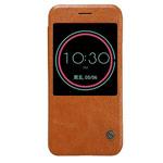 Чехол Nillkin Qin leather case для HTC 10/10 Lifestyle (коричневый, кожаный)