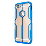 Чехол Nillkin Aegis case для Apple iPhone 6S (синий, гелевый)