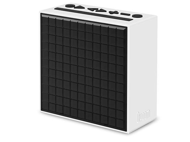 Портативная смарт-колонка Divoom Timebox (белая, дисплей, беспроводная)