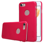 Чехол Nillkin Hard case для Apple iPhone 7 (красный, пластиковый)