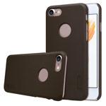 Чехол Nillkin Hard case для Apple iPhone 7 (коричневый, пластиковый)