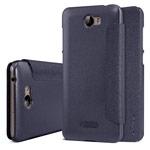 Чехол Nillkin Sparkle Leather Case для Huawei Y5 II (темно-серый, винилискожа)