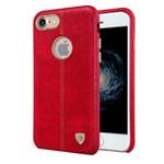 Чехол Nillkin Englon Leather Cover для Apple iPhone 7 (красный, кожаный)