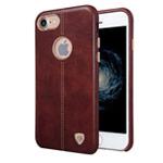 Чехол Nillkin Englon Leather Cover для Apple iPhone 7 (коричневый, кожаный)