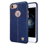 Чехол Nillkin Englon Leather Cover для Apple iPhone 7 (синий, кожаный)