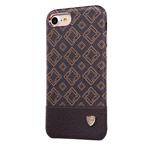Чехол Nillkin Oger Cover для Apple iPhone 7 (коричневый, кожаный)