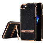Чехол Nillkin M-Jarl series для Apple iPhone 7 (черный, кожаный)