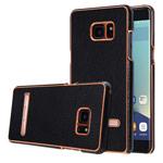 Чехол Nillkin M-Jarl series для Samsung Galaxy Note 7 (черный, кожаный)