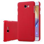 Чехол Nillkin Hard case для Samsung Galaxy J7 Prime (красный, пластиковый)