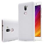 Чехол Nillkin Hard case для Xiaomi Mi 5s plus (белый, пластиковый)