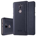 Чехол Nillkin Sparkle Leather Case для Xiaomi Mi 5s plus (темно-серый, винилискожа)
