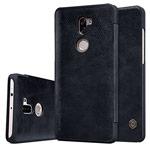 Чехол Nillkin Qin leather case для Xiaomi Mi 5s plus (черный, кожаный)