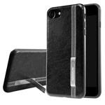 Чехол Nillkin Phenom Case для Apple iPhone 7 (черный, кожаный)