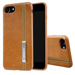 Чехол Nillkin Phenom Case для Apple iPhone 7 (коричневый, кожаный)