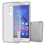 Чехол Nillkin Nature case для Huawei Honor 6X (серый, гелевый)