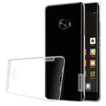 Чехол Nillkin Nature case для Xiaomi Mi Note 2 (прозрачный, гелевый)