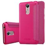 Чехол Nillkin Sparkle Leather Case для Huawei Enjoy 6 (розовый, винилискожа)