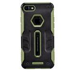 Чехол Nillkin Defender 4 case для Apple iPhone 7 (зеленый, усиленный)