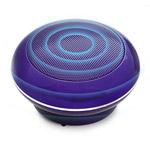 Купить Портативная колонка Divoom Bluetune-POP (фиолетовая, безпроводная, моно)