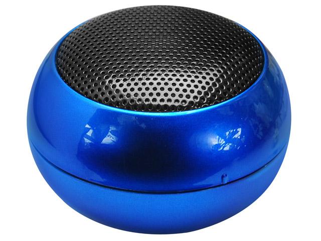Портативная колонка Divoom iTour 20 (синяя, моно)