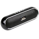 Купить Портативная колонка Divoom iTour-BOOM (черная, microSD/MP3, стерео)