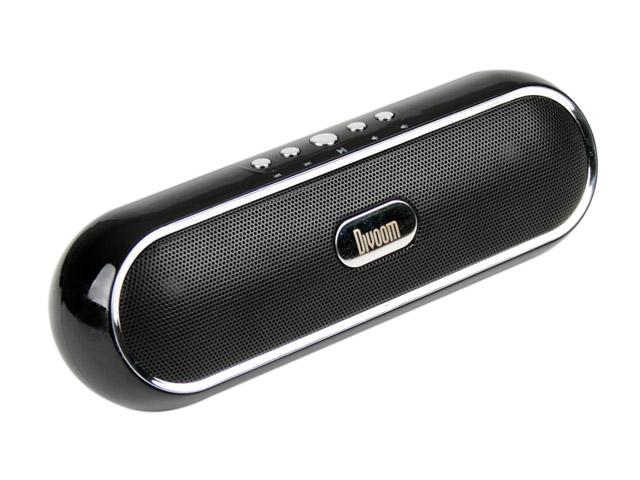 Портативная колонка Divoom iTour-BOOM (черная, microSD/MP3, стерео)