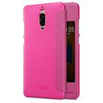 Чехол Nillkin Sparkle Leather Case для Huawei Mate 9 pro (розовый, винилискожа)