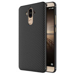Чехол Nillkin Synthetic fiber для Huawei Mate 9 (черный, карбон)