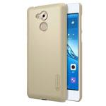 Чехол Nillkin Hard case для Huawei Enjoy 6S (золотистый, пластиковый)