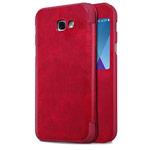 Чехол Nillkin Qin leather case для Samsung Galaxy A3 2017 (красный, кожаный)
